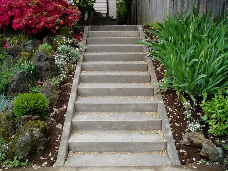 Concrete-Stairs-Portland-Oregon-12