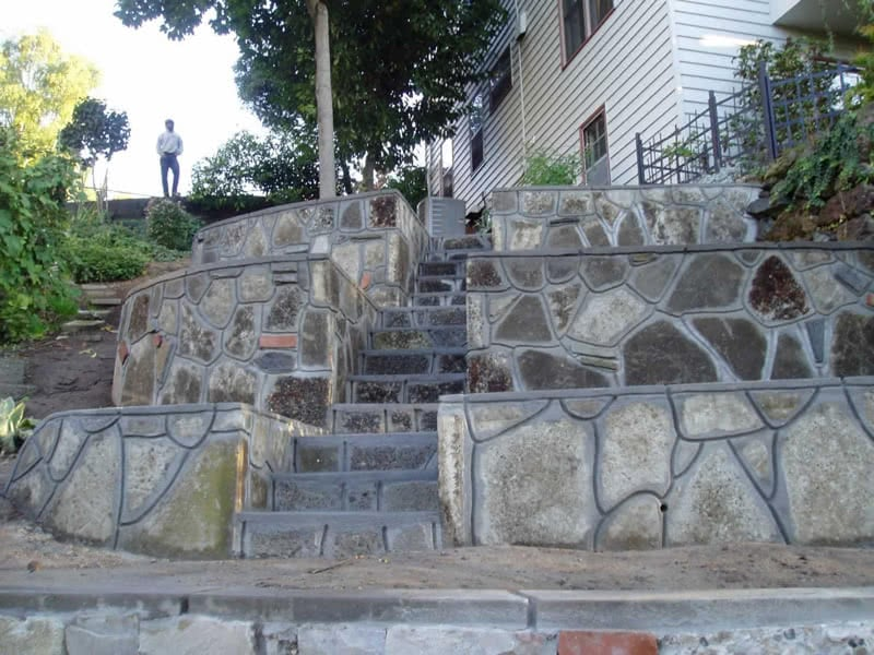 Concrete-Stairs-Portland-Oregon-22