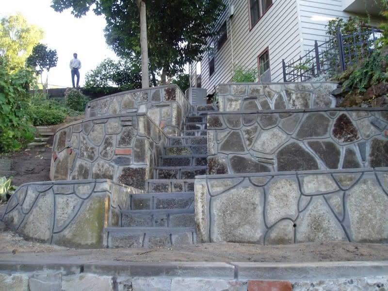 Concrete-Stairs-Portland-Oregon-22